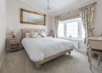 Omar Heritage Master Bedroom